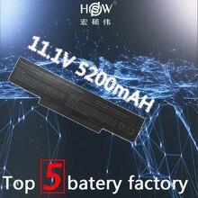 5200MAH laptop battery forMSI:CBPIL48, CBPIL72, BTY-M66,PACKARD BELL A32-Z94 SANYO,3UR18650F-2-QC-11 bateria akku