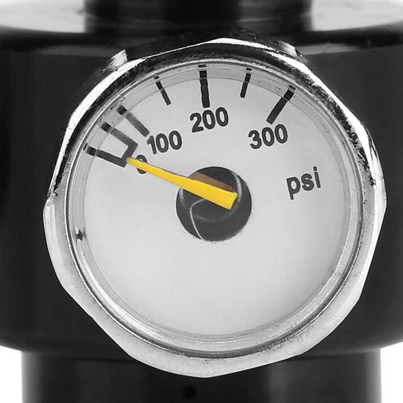 Pcp الألوان خزان اسطوانة قابل للتعديل منظم الهواء المضغوط الناتج الضغط 0.825-14 منظمة غير حكومية الموضوع