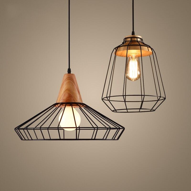 Retro ipari világítás vintage loft stílusú kávézó étterem - Beltéri világítás