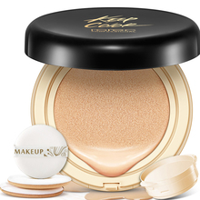 ROREC Sunscreen Air Cushion BB CC Cream Concealer Moisturizing Foundation Whitening Makeup Bare For Face Beauty