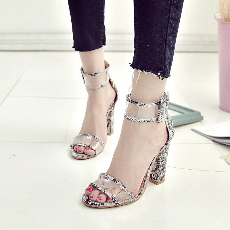 2017 Women Sandals Platform High Heels Women Summer Shoes Sexy Gladiator Comfortable Ladies Shoes Black Blue 11cm