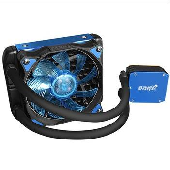 Game Titans Blizzard LC120 all metal water head / Japanese double ball PWM LED fan