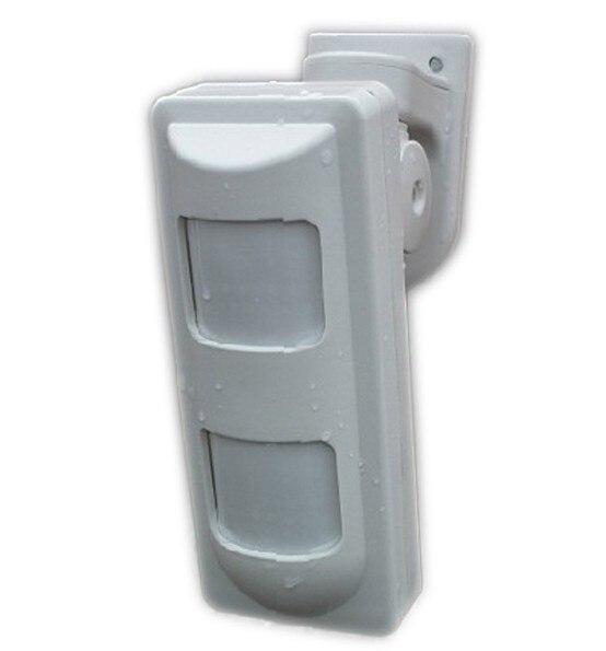 Dual Sensor Outdoor 25kg Pet Immune Microwave Pir Pive Infrared Detector Motion Detect Intruder Burglar Alarm Immunity