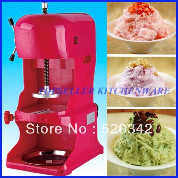 Commercial Ice Shaving machine Snow Cone Maker,Ice Crusher Machine,ice shaver machine