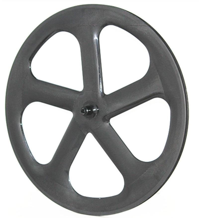 700c 5 spoke wheel 23mm wide carbon wheels bicycle rim five spoke road bike wheels best carbon track and road wheels