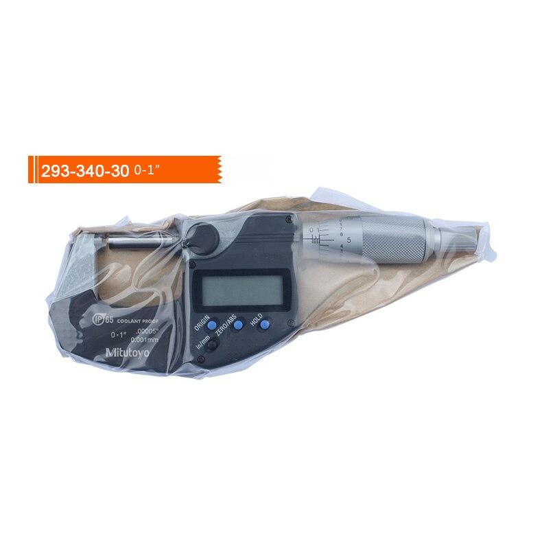 Mitutoyo Measuring Range 0-1in 0-25.4mm 293-340-30 MDC-1