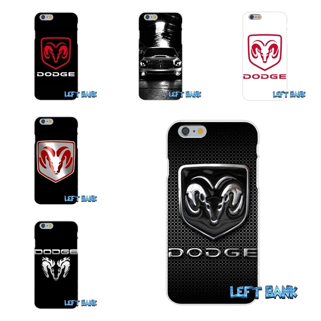 new style 51613 ebba2 US $0.99 |For iPhone X 4 4S 5 5S 5C SE 6 6S 7 8 Plus Dodge Ram logo Soft  Case Silicone-in Half-wrapped Case from Cellphones & Telecommunications on  ...