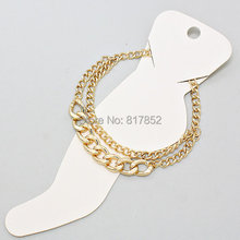 Free Shipping F12 Fashion Chain Ankle Chain Jewelry