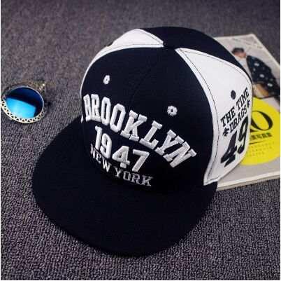 9a841b6935b33 Online Shop Fashion 1947 Brooklyn Style Snapback Baseball Cap Hats Of Good  Quality Snapback Cap New York Hip-hop Cap