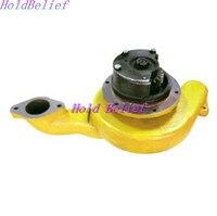 New Water Pump 6127-61-1008 for Komatsu Engine SA6D155