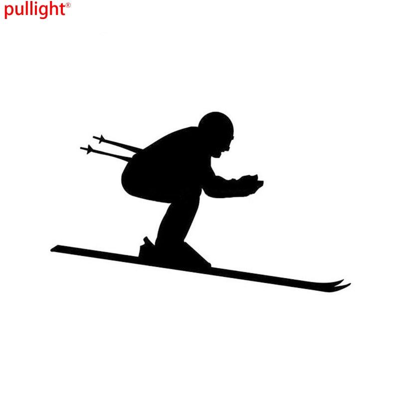 Us 274 39 Off138 Cm Outdoor Ski Skateboard Enthusiasten Auto Aufkleber Cartoon Motorrad Wasserdichte Vinyl Aufkleber In Autoaufkleber Aus