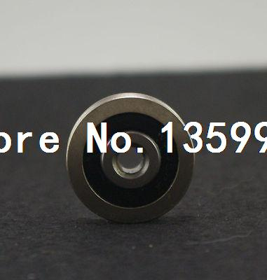 (10)6*30*9mm 0630VV 6mm V Groove Guide Pulley Sealed Rail Ball Bearing 6*30*9 1 piece bu3328 6 6 33 27 5 29 5 mm z25 guide rail u groove plastic roller embedded dual bearing