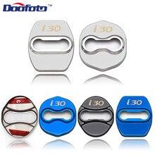Sticker Car-Accessories Hyundai Emblems Protective-Cover Interior Promotion Doofoto I30