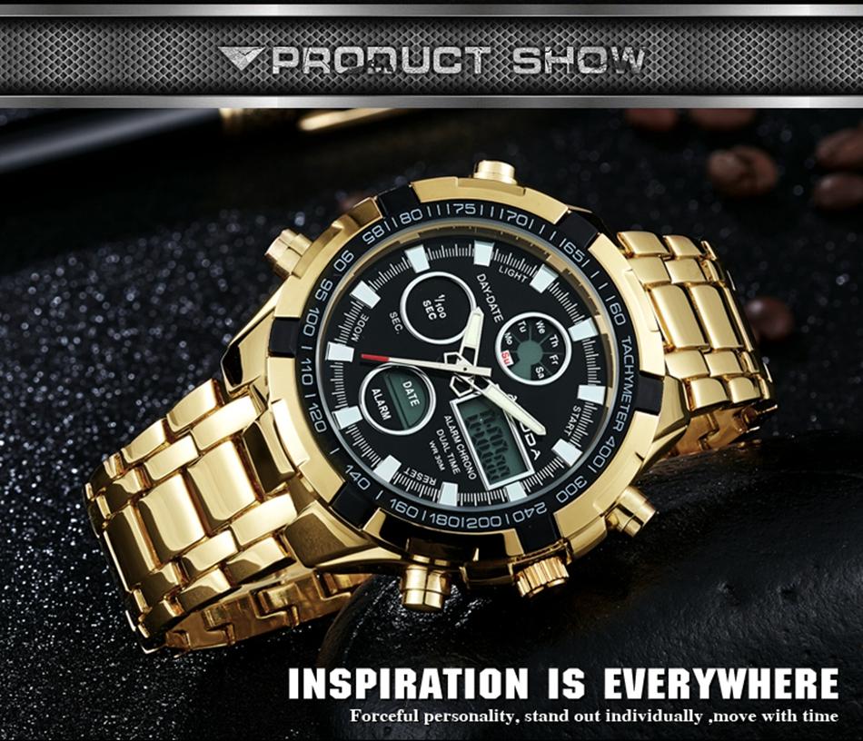 AMUDA chic  quartz wristwatches 2017 latest men's sport style double time display quartz wristwatches Relogio male Esportivo (8)