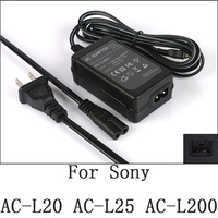 AC Power Adapter Oplader Voor Sony DCR-SX44 DCR-SX45 DCR-SX15 DCR-SX21 DCR-SX30 DCR-SX31 HDR-PJ10 HDR-PJ20 HDR-PJ30 HDR-PJ40