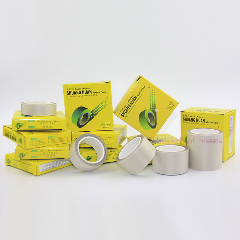15 mm-50mm wide multi-purpose Teflon high temperature environment using adhesive tape15 mm-50mm wide multi-purpose Teflon high temperature environment using adhesive tape
