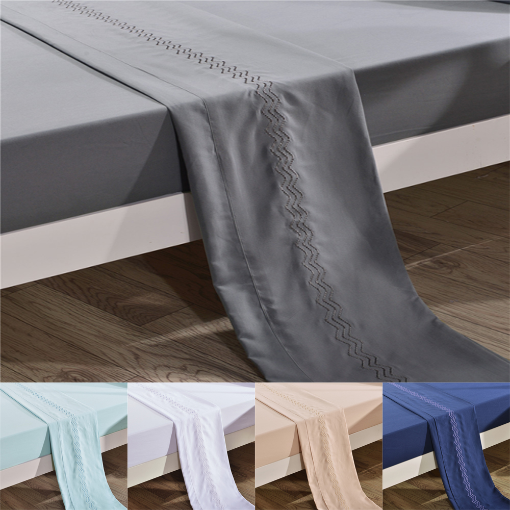 Gray Bed Cover Comfortable Soft Jacquard Bedspreads Solid Flat Bedcover Sheets Sheet For Us Queen King Size Beddingoutlet In Bedding Sets From Home Garden