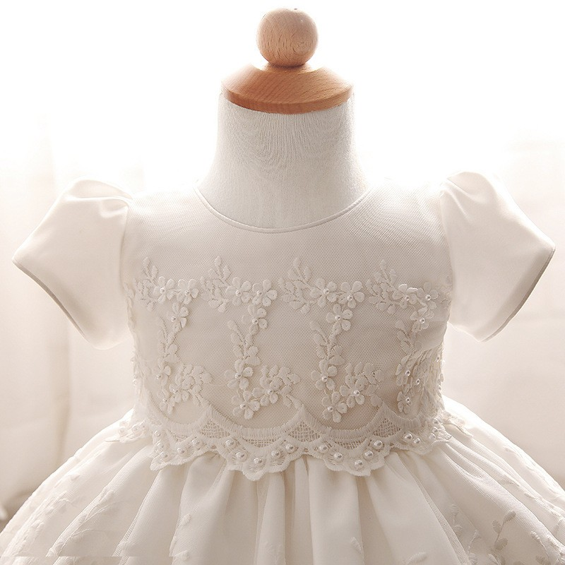 Newborn Flower Dress (6)