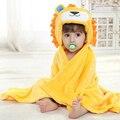 Детские одеяла животных новый сгущает руно пеленать младенца bebe коляска обернуть конверт для новорожденных детское постельное белье одеяло