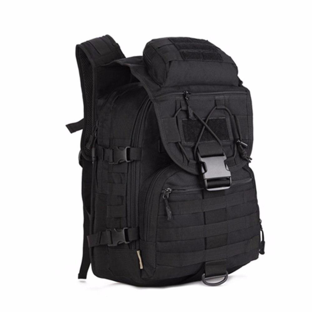 Men Molle Trekking Bag Military 3P Tactics Backpack Knapsack Assault Cordura Bag Packsack Man Backpacks
