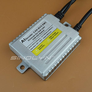 Image 2 - EMC Xenon Canbus Error Free HID Conversion Kit AC Ballast For Headlight Fog Lights D2S H7 H1 H3 H11 9005 D2H 4300K 6000K 8000K