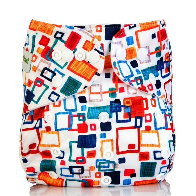 Eco Friendly Reusable Cloth Diaper