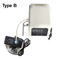 Ścienny Spray ultradźwiękowy nawilżacz powietrza z pompą wodną zapach do nawilżacza oczyszczacz powietrza dyfuzor Mist Maker Fogger typ B