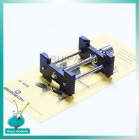 4039 P Synthetische Reversible Uhrwerk Halter  Uhrwerk Werkzeug für uhrmacher-in Reparatur-Werkzeuge & Kits aus Uhren bei