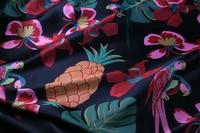 thick brocade jacquard fabric,women coat dress tissu fabric,polyester jacquard satin fabric,birds parrot brocade jacquard fabric