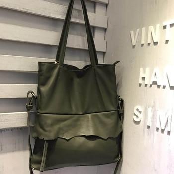 Vendange fashion simple genuine leather bag individuality casual women shoulder bag cross-body bag 2544