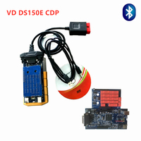 Super Quality with bluetooth New Vd ds150e cdp for delphis Scanner For Cars and Trucks auto obd obd2 diagnostic tool Free ship
