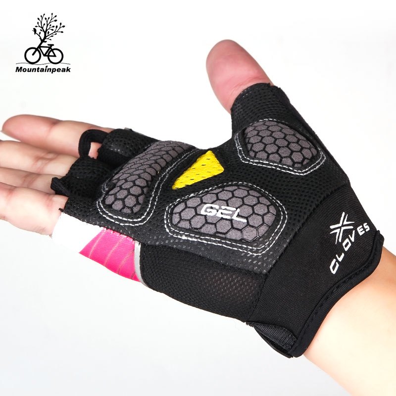 Winter Women/'s Cycling Gloves Bike Bicycle GEL Shockproof Full Finger Glove S-L