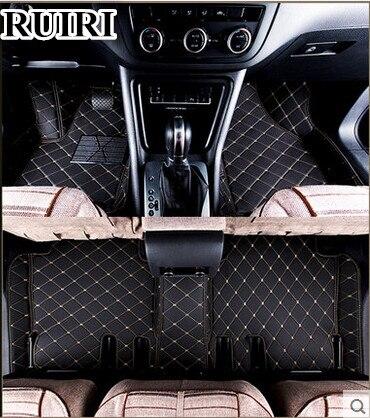Высокое качество коврики! Специальные коврики для Toyota Venza 2015 2009 водонепроницаемый прочный ковры для Venza 2013, Бесплатная доставка