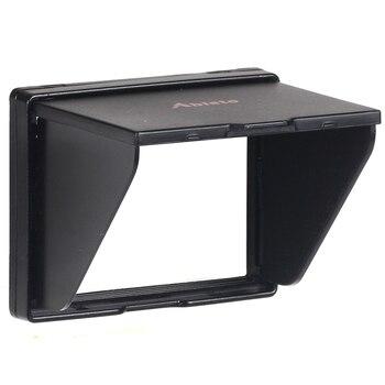 Protector de pantalla LCD Ableto, parasol emergente, Protector de pantalla lcd para cámara Digital SONY DSC-HX80 HX90 HX350 HX300 HX200 HX100