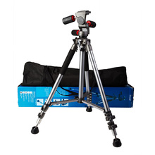 INNO High quality Weifeng Pro Photo Video Tripod for camera Stand FT-6307 3-way Pan Head tripode PTT9 fast shipping