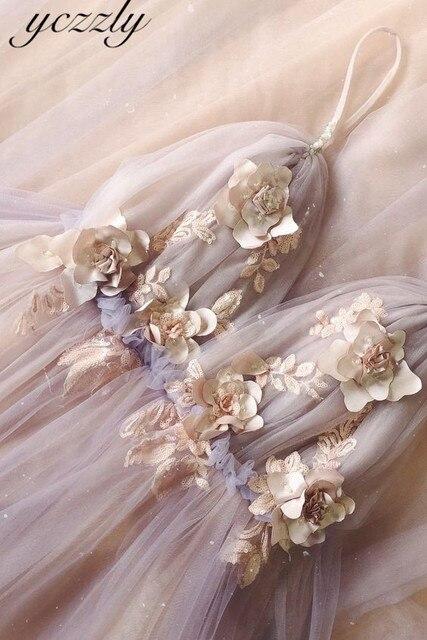 Vestido de novia largo de cristal con tirantes finos, Espalda descubierta, para playa, Bohemia boda, longitud hasta el suelo, 2020