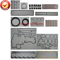 6D14T 6D14 Engine Full gasket set kit for Mitsubishi 6600 Bus FK115 FK215 FK415 FK425 FK515 d 6557cc 1984- 50200700 ME999458