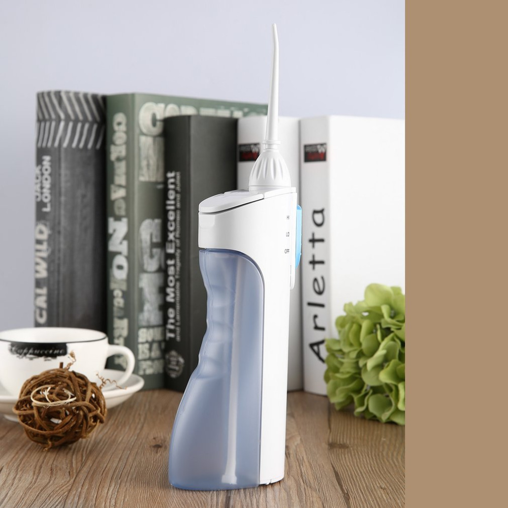 Oral Irrigator Portable Dental Flosser Water Powerful Flosser Dental Irrigator Implements Dental Cleaning Machine For Teeth