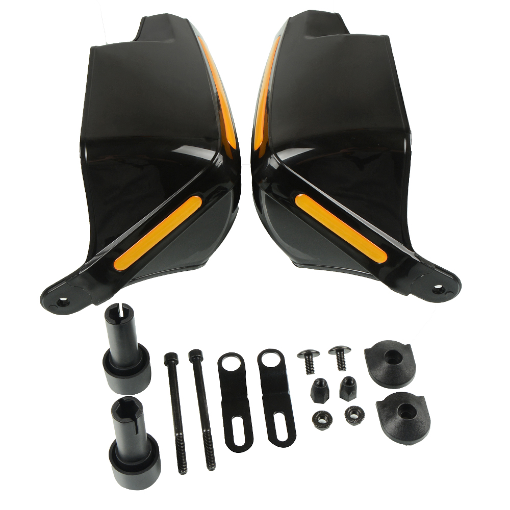 For honda 125 CRF2CRF 250 450R X XT 225 250R XR250 400 600 650 yamaha yz yzf ktm 250 Motocross Hand Handlebar Handle bar Guards in Falling Protection from Automobiles Motorcycles