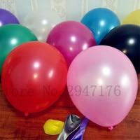 Free Shipping 100 Latex Balloon 100 Pearl Balloon 12 Inch 2 8 G Children S Birthday