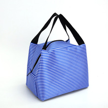 Waterproof Lunch Bag Portable Thermal Insulated Cold keep Food Fresh Pure Color Cute lunch container 2 Persons