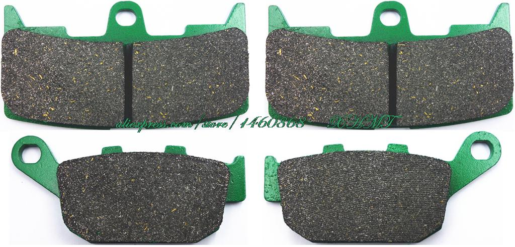 Brake Pad Set For Buell Xb9 Firebolt R 2002 - 2007 / Sx Lightning 2008 2009 2010 / S L.. 03-04/ Sx L.. City X 05-09 ...