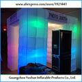 wedding party tents portable trade show photo booth