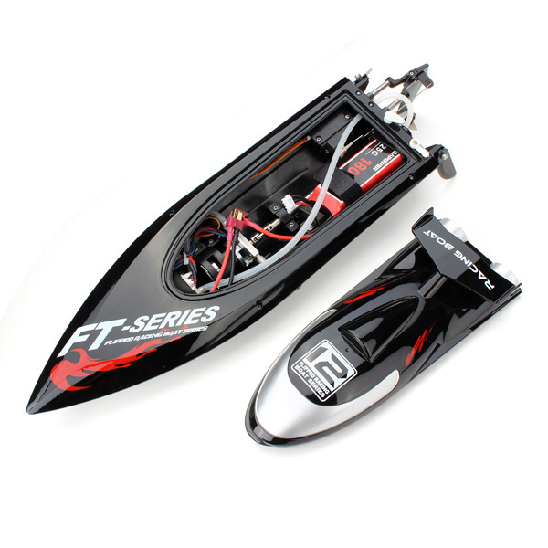 45KM/H JJRC FT012 2.4G Brushless RC Boat