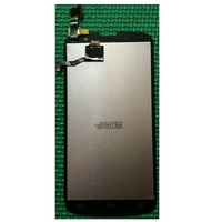 SZWESTTOP LCD display+touch screen for Philips w8555 CTW8555 Cellphone Xenium mobile phone