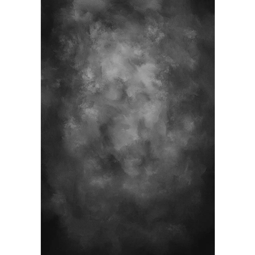Vinyl Oxford Polyester Dark Gray Black Art Photography