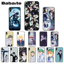 Para o iphone 11pro max noragami anime novidade fundas capa do telefone para o iphone 5 5sx 6 7 mais 8 8 plus x xs max xr(China)