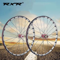 RXR MTB Bicycle Wheels 26/27.5/29 carbon disc wheelset 7 11 Speed Thru Axle/QR MTB Wheels Disc Brake Bicycle Wheelsets
