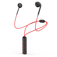 Outdoor Bluetooth Earphone Headphones With LED Backlight Power Indicator For Xiaomi Redmi Note 3 4 Pro