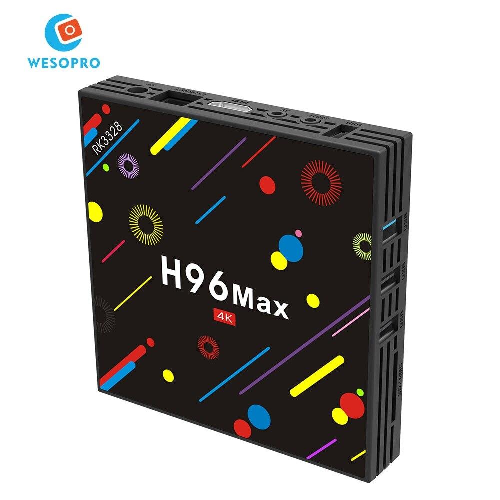 H96 Max H2 Android 7.1 Tv Box 4 Gb 32 Gb Und Arabisch Französisch Italien Deutsch Spanien Niederlande Polen Belgien Schweden Iptv Live Kanäle Top Wassermelonen Unterhaltungselektronik Set-top Boxen
